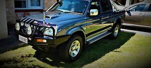 2006 Mitsubishi Triton Ute Edwardstown Marion Area Preview