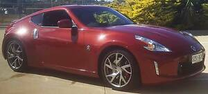 2015 Nissan 370Z Coupe Metallic Magma Red Brand new condition Seaford Meadows Morphett Vale Area Preview