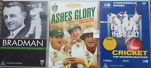 Cricket DVDs