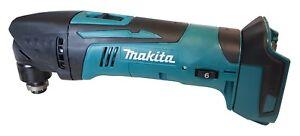 Makita DTM50Z Oscillating Multi Tool - 18V Li-ion Cordless Body Only