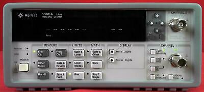 Hp-agilent-keysight 53181a -010-030 Frequency Counter