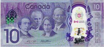 Canada, 2017 10 Dollars BC-75  ((Unc))