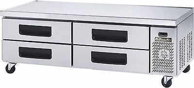 Blue Air Bacb74m 74-inch Refrigerated Equipment Stand Chefs Base - 4 Drawers