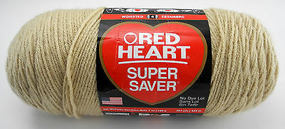 пряжа Red Heart Super Saver Worsted
