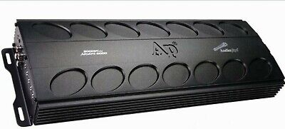 Audiopipe APMN2000 Mini Design Class D Mono 2000 Watt 1 Ohm Stable Amplifier NEW