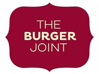 Full Time Waiting Staff required at The Burger Joint Fishponds