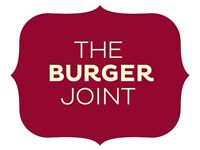 Experienced Chef required at The Burger Joint Fishponds