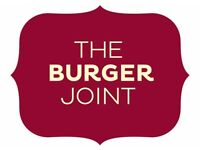 Full time waiting staff required at The Burger Joint, Clifton
