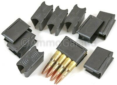 10pk Clips 8rd ENBLOC Clip for M1 Garand NEW US Made MILSPEC 30-06