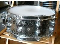 Mapex Black Panther Limited Edition Tribal Snare