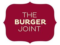 Full Time Grill Chef required ASAP at The Burger Joint Bedminster