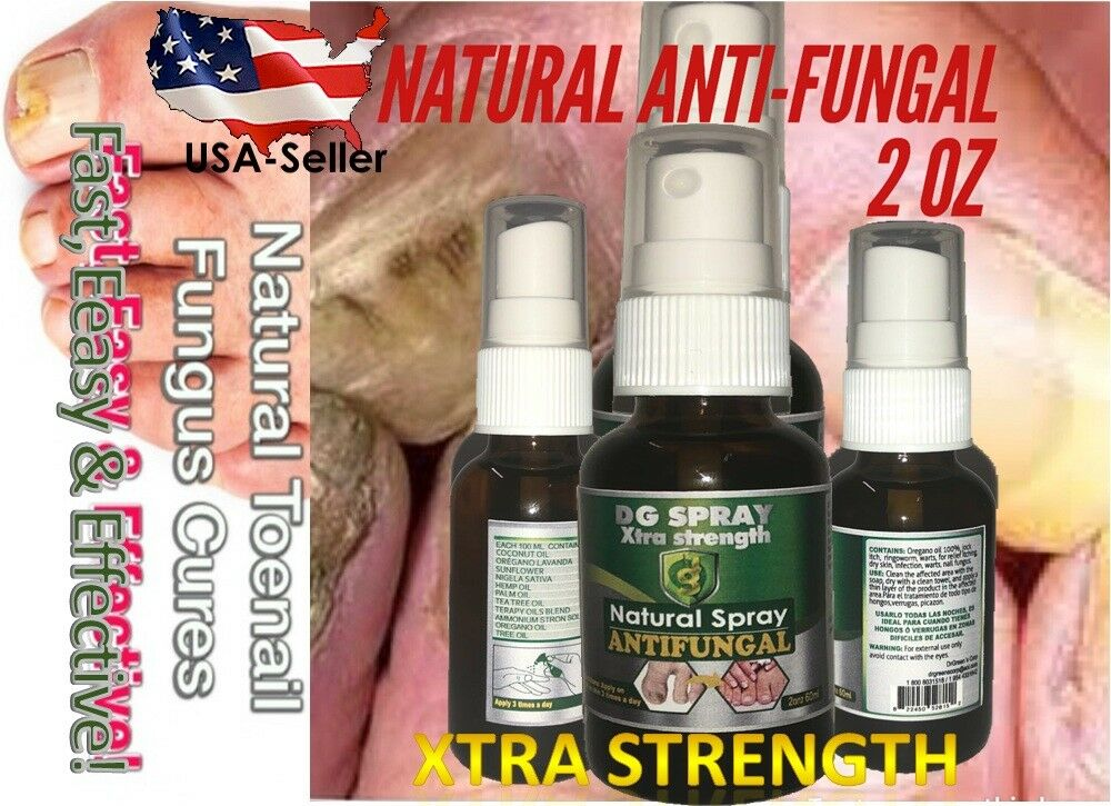 Nail Fungus Treatment Killer Anti Fungal Infection Cure Treat Toe Finger Toenail