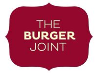 Variety of kitchen positions available at The Burger Joint