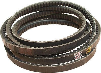 Re29018 Fan Or Alternator Belt For John Deere 4050 4440 4640 4650 Tractors
