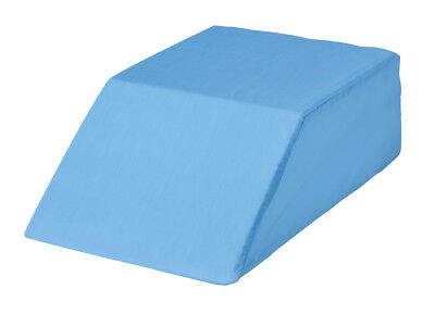 Easy Comforts Bed Wedge Leg Lift Cushion Pillow, Blue, - Easy Comfort Lift