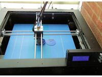 3D Printing Service up to 400 X 400 X 600mm. Colour Printing 190 X 190 X 152mm