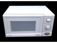 Goldstar Model MS-1715E 800 Watt Microwave Oven – Clean + Working + Ready to Use!