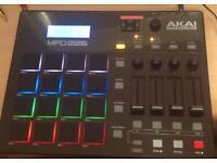 Akai mpd226 controller