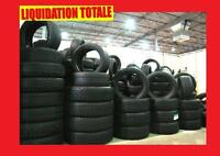PNEUS USAGES LIQUIDATION HIVER!!USED TIRES LIQUIDATION WINTER!!!