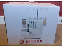 Singer domestic overlocker sewing machine
