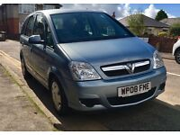 Vauxhall Meriva Club 1.6 2008 **NEW MOT*