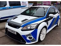FORD FOCUS RS REPLICA!! **ARCTIC COMMERCIALS**