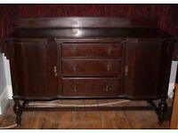 REDUCED!!! Vintage Buffet Sideboard