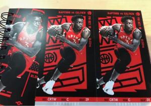 Raptors vs Celtics COURTSIDE HARD TICKETS available! 100% Certified & The BEST Prices Available! Contact Us Now!