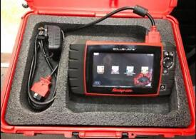 Snap-on Solus Ultra 17.4 diagnostic scanner/scan tool with latest software version released 10/17