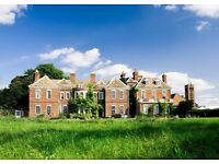 HOUSEKEEPERS WANTED FOR ANSTEY HALL HOTEL IN TRUMPINGTON, CAMBRIDGE