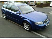 2004/Audi A4 2.5 TDI auto