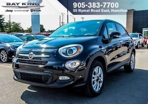 2016 Fiat 500X SPORT, AWD, REMOTE START, BLUETOOTH, AUTO