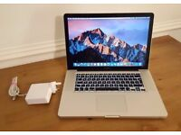 "Apple MacBook Pro ""Core i7"" 2.2 15"" Late-2011, 8GB, 240GB SSD, HD 6750M, A1286"
