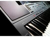 YAMAHA PortaTone PSR-SQ16 workstation electronic keyboard