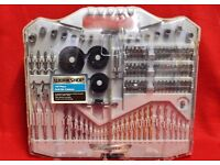 ELECTRIC DRILL 149 PIECE ACCESSORY KIT