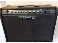 line 6 guitar amplifier 120 watts