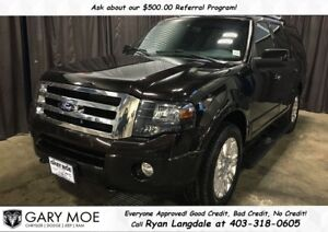 2013 Ford Expedition Limited 4X4/NAV/LEATHER**