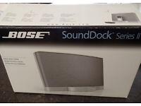 Bose SoundDock Series II Digital Music System for iPod