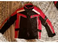 RS performance motorcycle jacket and trousers kids/ladies