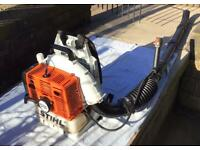 STIHL BR380 backpack blower, amazing condition