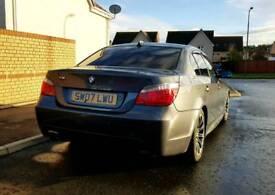 BMW 5 Series MSport 520D