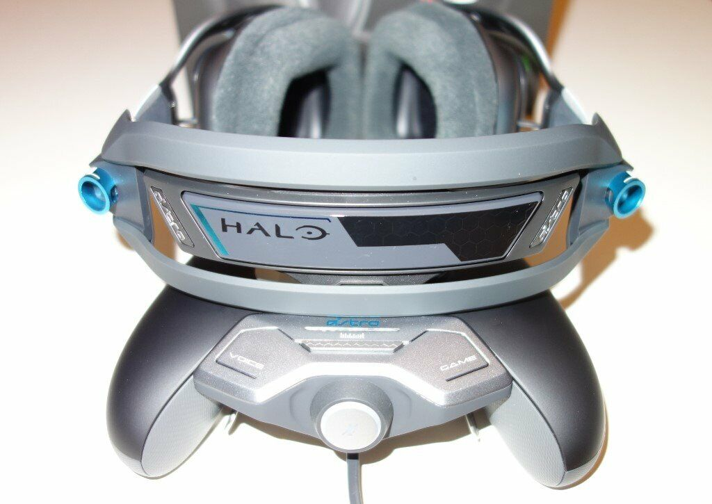Astro Gaming M80 Mixamp, (Xbox one) plus Halo 5 Mod Kit (Headband,Speaker  Tags & Mic) PS4 PC Gaming | in Partick, Glasgow | Gumtree