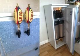 Beer Fridge (kegerator) home brew gear ((REDUCED))
