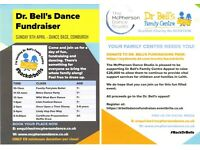 The McPherson Dance Studio / Dr. Bell's Family Dance Fundraiser - Sunday 9th April 2017
