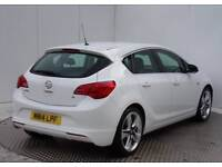 Vauxhall Astra LIMITED EDITION (white) 2014-06-30