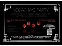 Looking for a new Years eve Party? Want to make some money too?