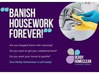 Derby Homeclean - Regular Home cleaning, End of tenancy cleaning in Derby, Cleaner in Derby
