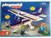 Playmobil commuter plane 5745