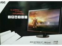 """27"""" AOC Gaming Monitor"""
