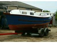 Matelot 21 workboat